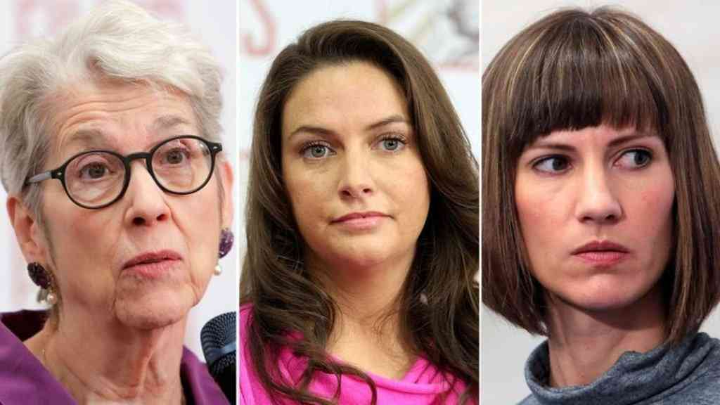 トランプ氏による性的加害行動、複数女性が記者会見 無理やり触られキスも  WEDGE Infinity(ウェッジ)