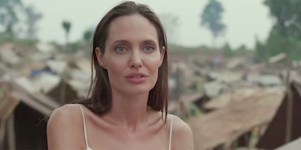 The Casting Controversy Surrounding Angelina Jolie's First They Killed My Father Is Heating Up