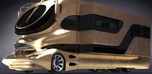 価格3億円以上!世界一高いキャンピングカーの設備が高級すぎる衝撃画像 | MOBY [モビー]