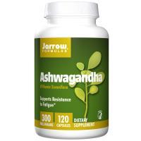 Jarrow Formulas, アシュワガンダ、300 mg、ベジタリアンカプセル 120錠 - iHerb.com