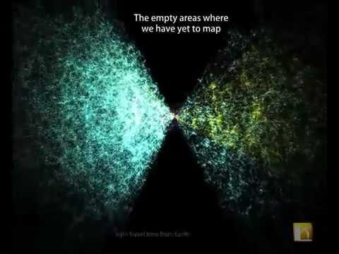 【宇宙ヤバイ】宇宙の極限を3分で表現。宇宙の果てから地球まで....... - YouTube