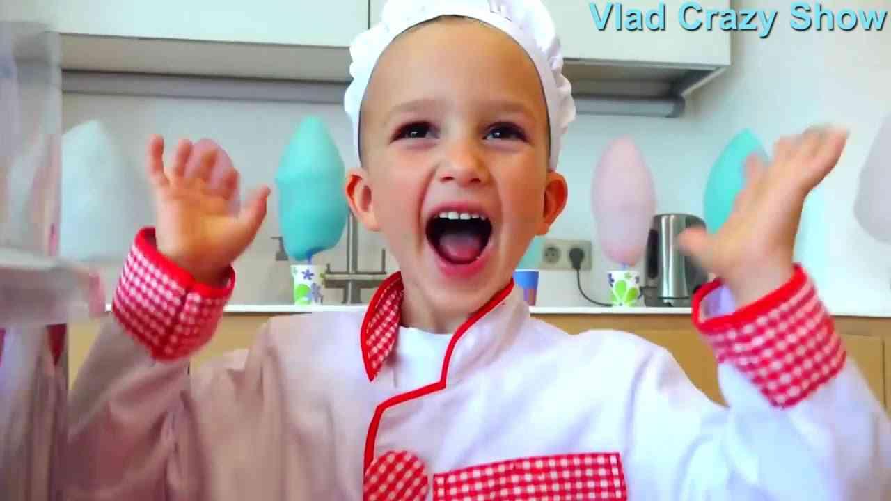 مضحك الاطفال حلوى القطن جوني جوني نعم بابا أغنية, أغاني أغنية للأطفال - YouTube