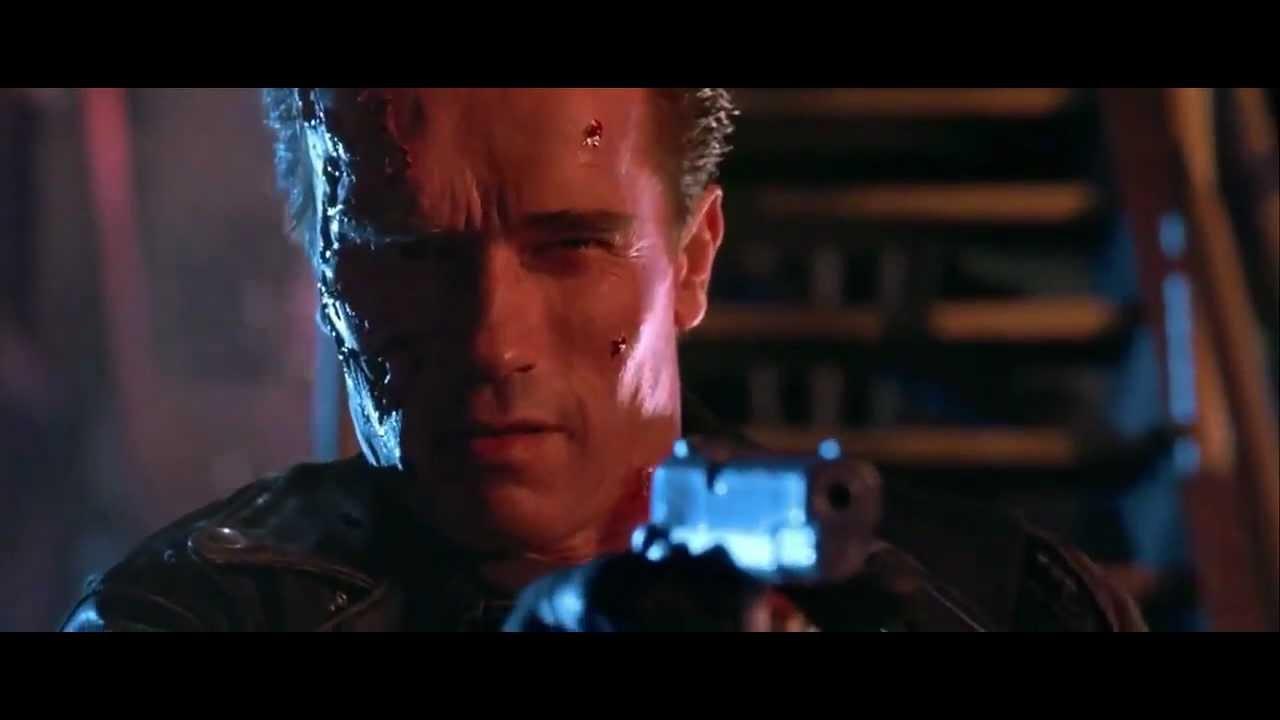 Terminator 2 - Hasta La Vista Baby - YouTube