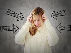 「ストレス」に負けずに食べ過ぎを防ぐ秘訣