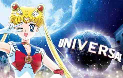 ユニバーサル・スタジオ・ジャパン開催「美少女戦士セーラームーン」のアトラクションが発表に
