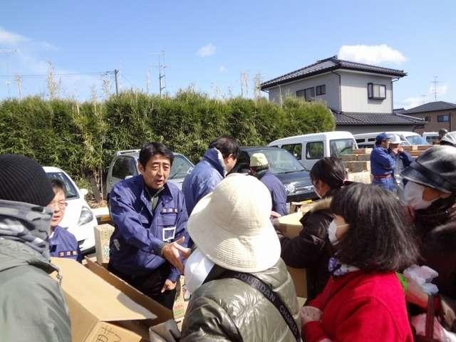 【拡散】東日本大震災で民主党が逃げ回ってる間、安倍首相が何をしていたか知っていますか?たった3人で動き出した安倍 晋三。マスゴミは総スルーだった : まとめ安倍速報