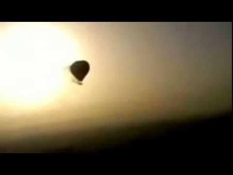【閲覧注意】エジプト気球事故で別の観光客が捉えた気球炎上→落下まで - YouTube