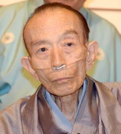 桂歌丸、元日から高座休演 3日&5日も欠席で代演発表