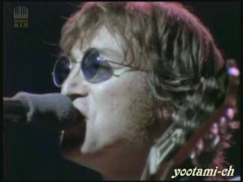 John Lennon - Come Together (Live in New York City 1972) - YouTube