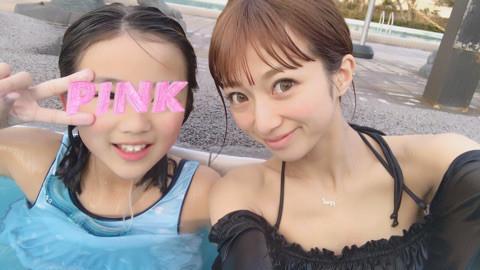 辻希美、家族とプチ旅行へ プールで水着姿も公開 - Ameba News [アメーバニュース]