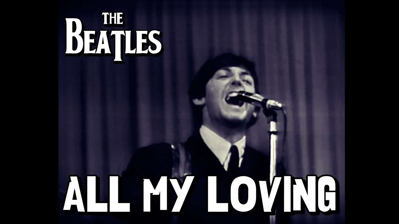 The Beatles - All My Loving (Subtitulada) - YouTube