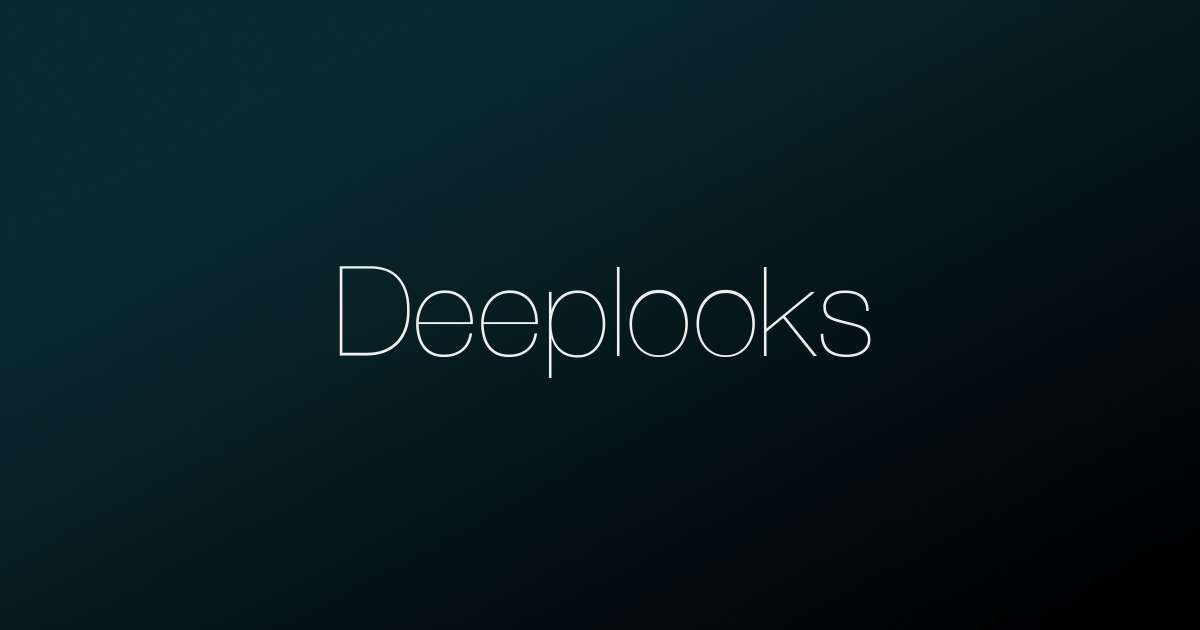 Deeplooks - a technology that visualizes the invisible