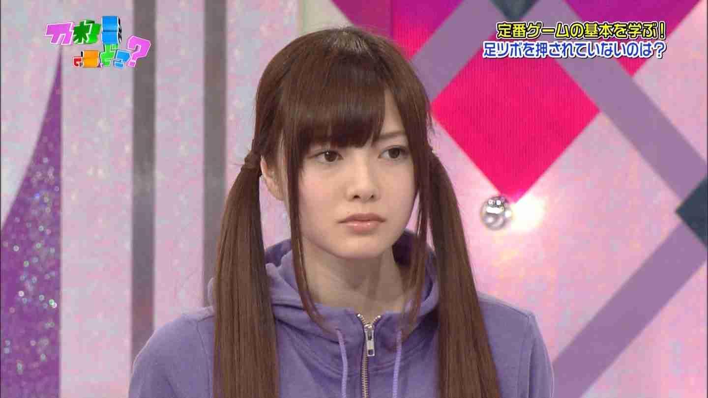 """明石家さんま「乃木坂って25歳の人がいるの?ウソや!」 白石麻衣が困惑 さんまの「マジ反応」がもたらした""""余波"""""""