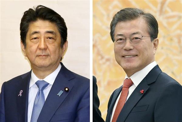 日韓首脳、2月9日に韓国・平昌で会談 安倍晋三首相、慰安婦合意めぐり韓国新方針に抗議へ - 産経ニュース