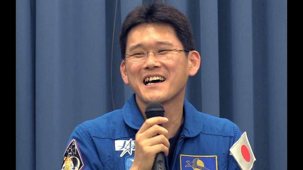 宇宙飛行士・金井宣茂さんが重大発表! 「宇宙に着いてから身長が9cm伸びてた!」