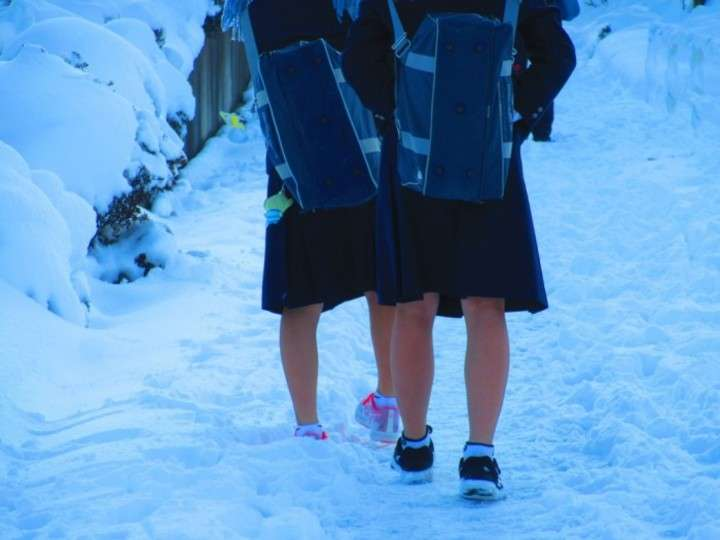 大雪なのに…日本人の姿に驚きの声―中国ネット レコードチャイナ