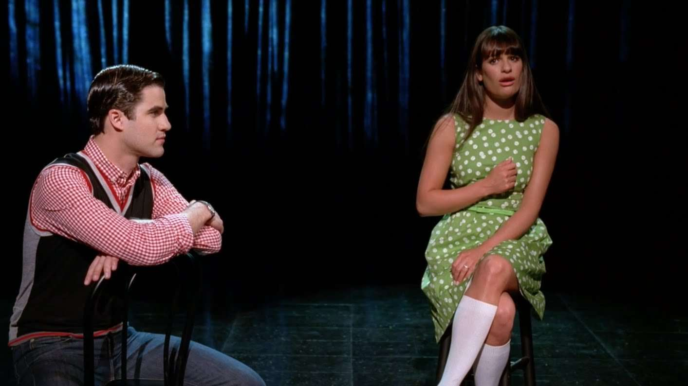 GLEE - Big Girls Don't Cry (Full Performance) HD - YouTube