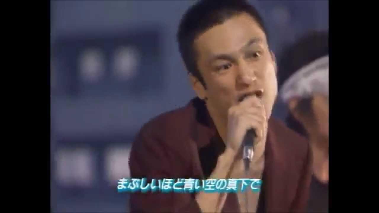 NHKに問い合わせが続出したブルハ伝説のTV出演 其の壱 青空 - YouTube