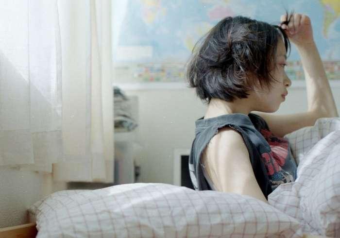 森川葵のリアルな寝起き姿 透明感あふれるすっぴん、寝癖も愛おしい