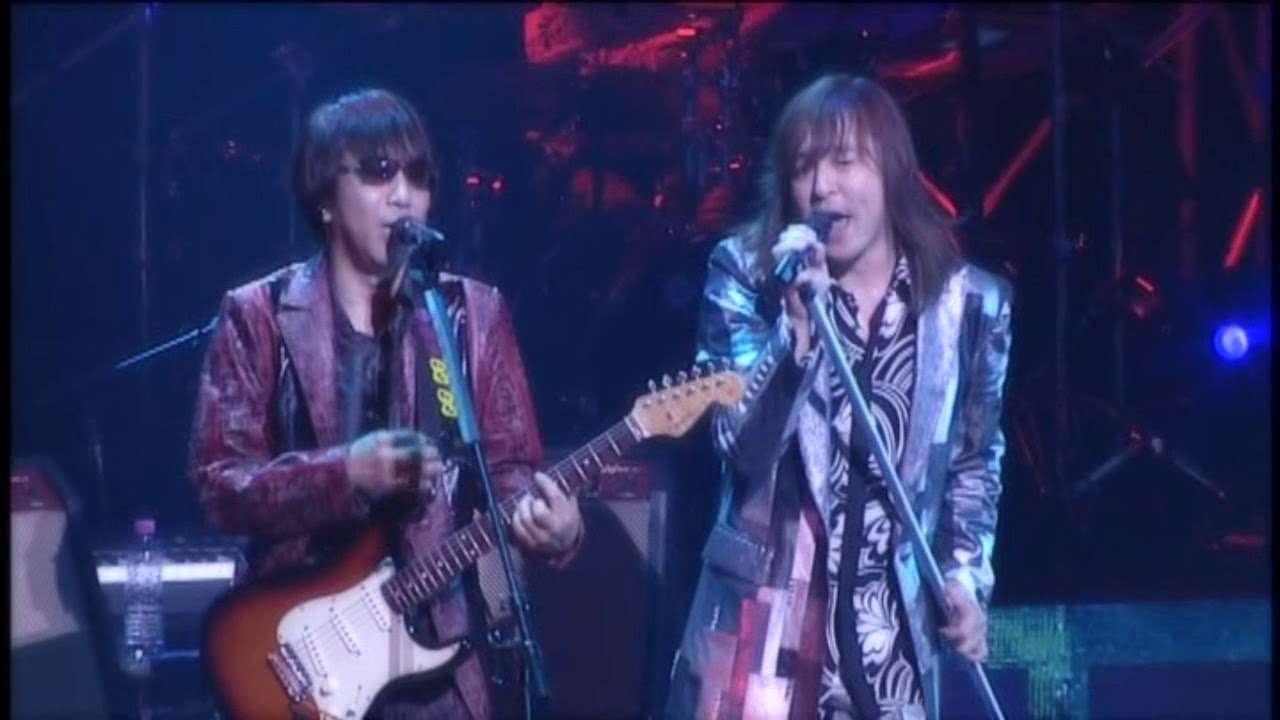 「LOVE TRAIN」(2007)TM NETWORK with 浅倉大介 - YouTube