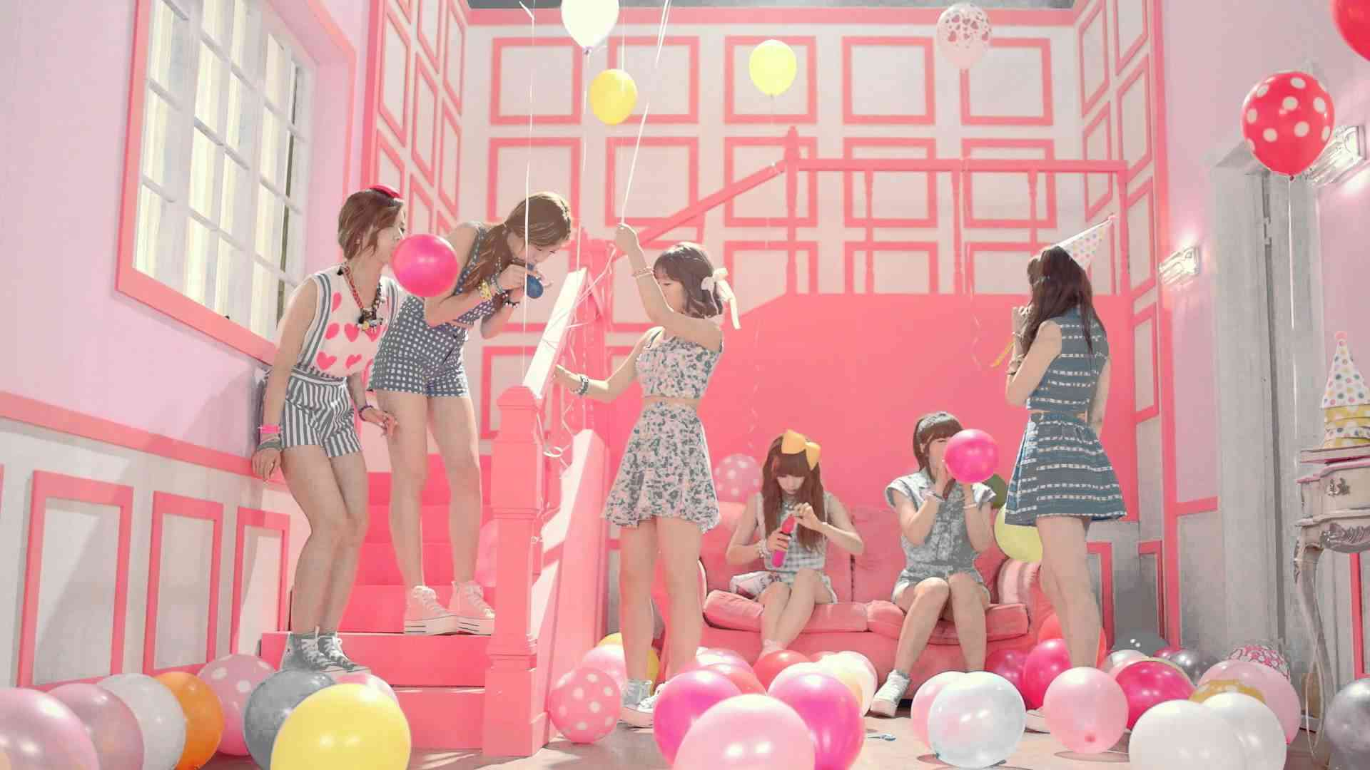 Apink 3rd mini Album [Secret Garden] 'NoNoNo' MV - YouTube