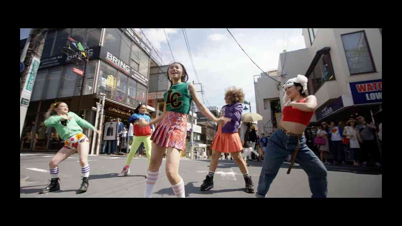 RIRI - RUSH (Harajuku Dance ver.) - YouTube