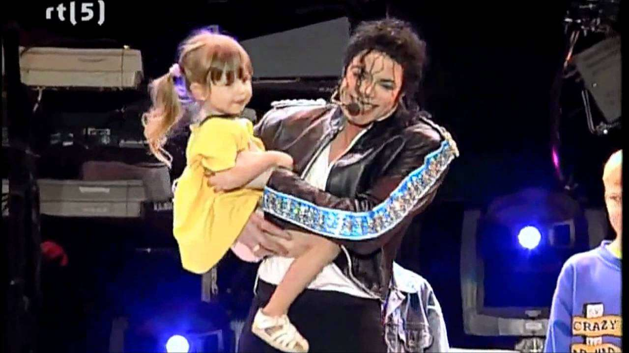 Michael Jackson - Heal the world - Live in Munich (HD-720p) - YouTube