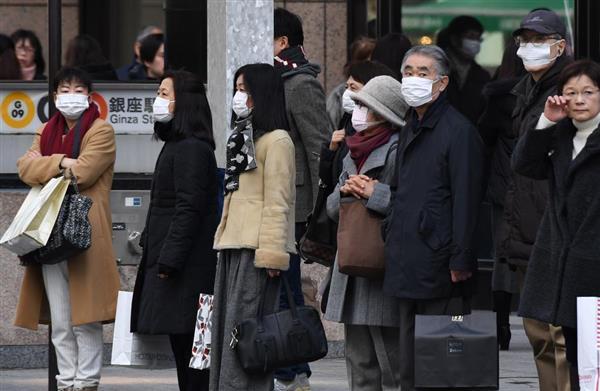 インフル予防にマスクは「推奨していない」厚生労働省 - 産経ニュース