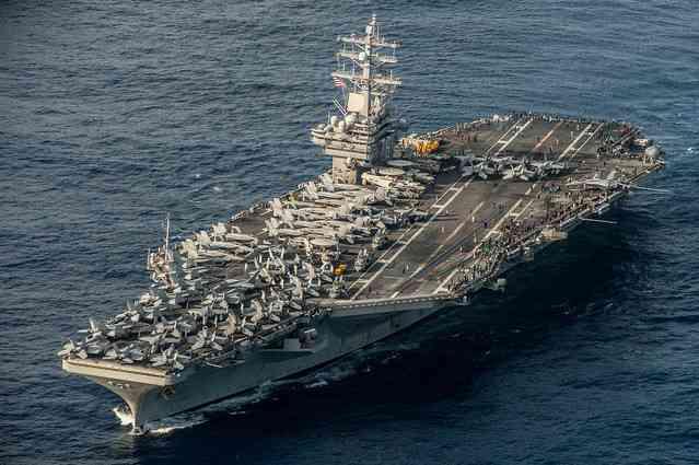 北朝鮮を攻める空母と戦闘機が足りない「米が先制攻撃をする」は嘘か (2018年1月8日掲載) - ライブドアニュース