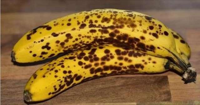 茶色い斑点のあるバナナを毎日2本食べ続けると1ヶ月後にすごい効果を体に得られる!   100テク