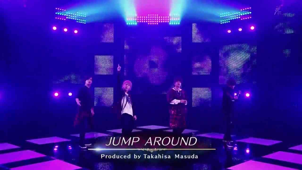 NEWS 新曲 JUMP AROUND 少プレ 20171117 - YouTube