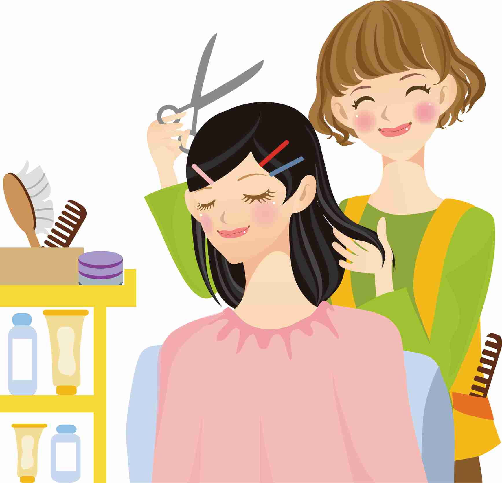 美容院で「女性の店員さんでお願いします」はアリ?