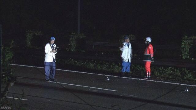 東名高速で夫婦死亡の事故の被告 事故後の暴行容疑で追送検 | NHKニュース