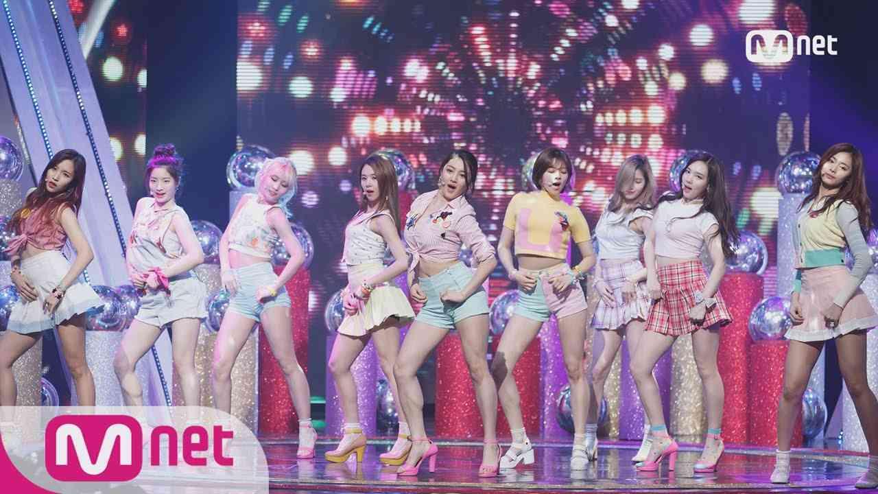 TWICE - Saturday Night (Son Dam bi) + U-Go-Girl (Lee Hyori) Special Stage M COUNTDOWN 160317 EP.465 - YouTube