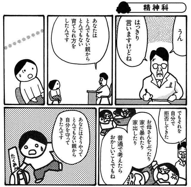 過保護・過干渉な親について