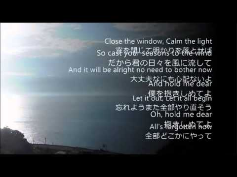 We re all alone 訳詞付  Boz Scaggs - YouTube