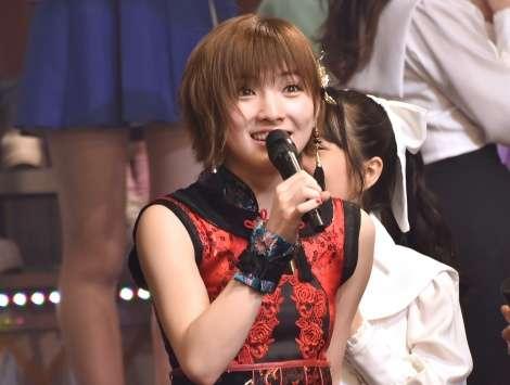 AKB48、3・14新曲は岡田奈々が初センター「全力を尽くして頑張ります」 | ORICON NEWS