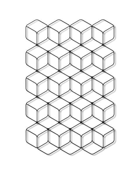 2017年度グッドデザイン賞を受賞!! 壁用鉄のオブジェクト [Wall Deco ウォールデコ] : 鉄家具と暮らす*tetsukurite(テツクリテ)