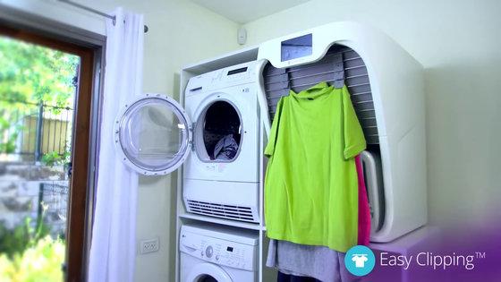 夢の自動洗濯物折りたたみ機「FoldiMate」が登場