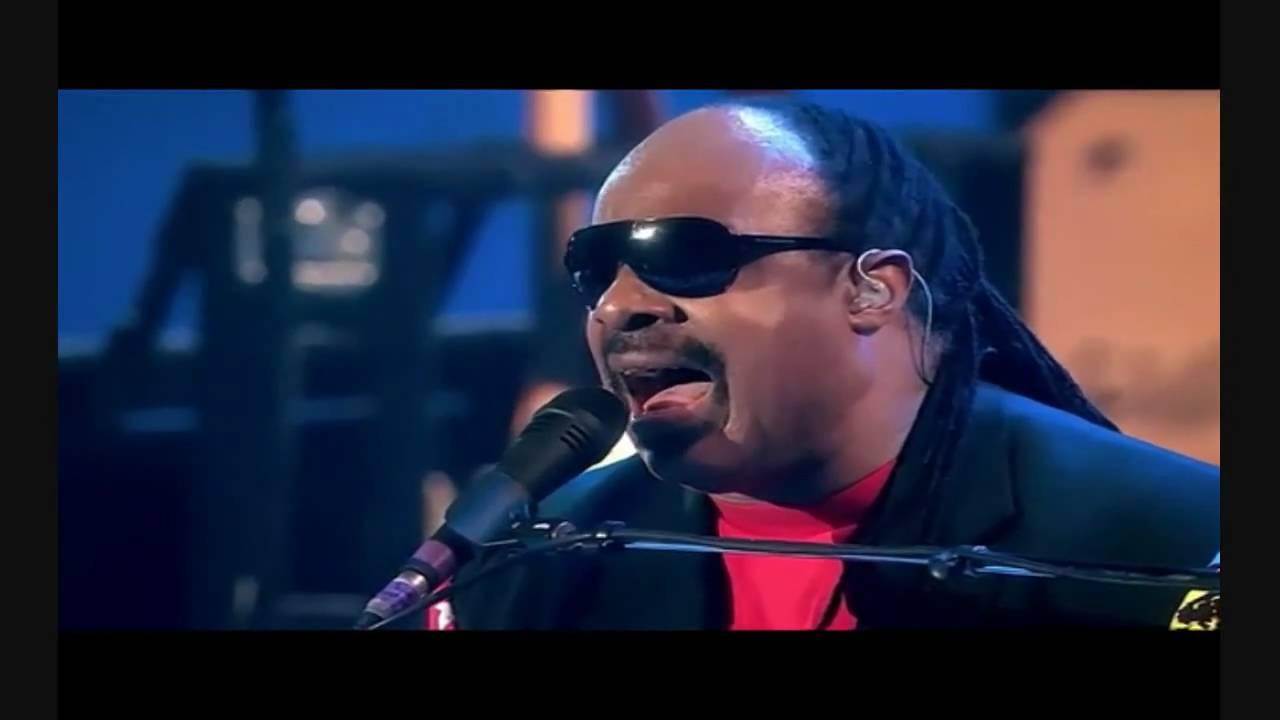 Stevie Wonder - Isn't She Lovely (Live) (HD) - YouTube