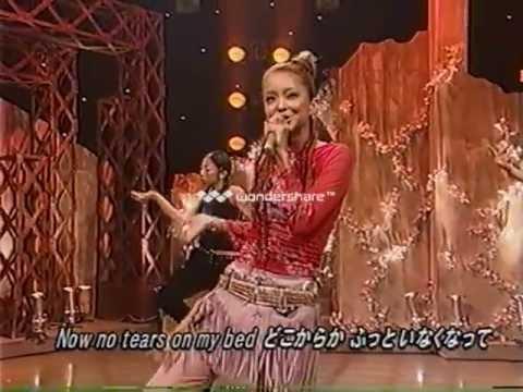 安室奈美恵の隠れ名曲教えて下さい