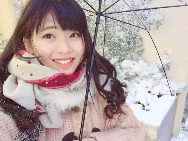 AKB48タイムズ(AKB48まとめ) : 【朗報】まちゃりん、積雪を初体験。【AKB48馬嘉伶】 - livedoor Blog(ブログ)