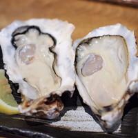 だいやす (かき屋 錦 だいやす) - 烏丸/魚介料理・海鮮料理 [食べログ]