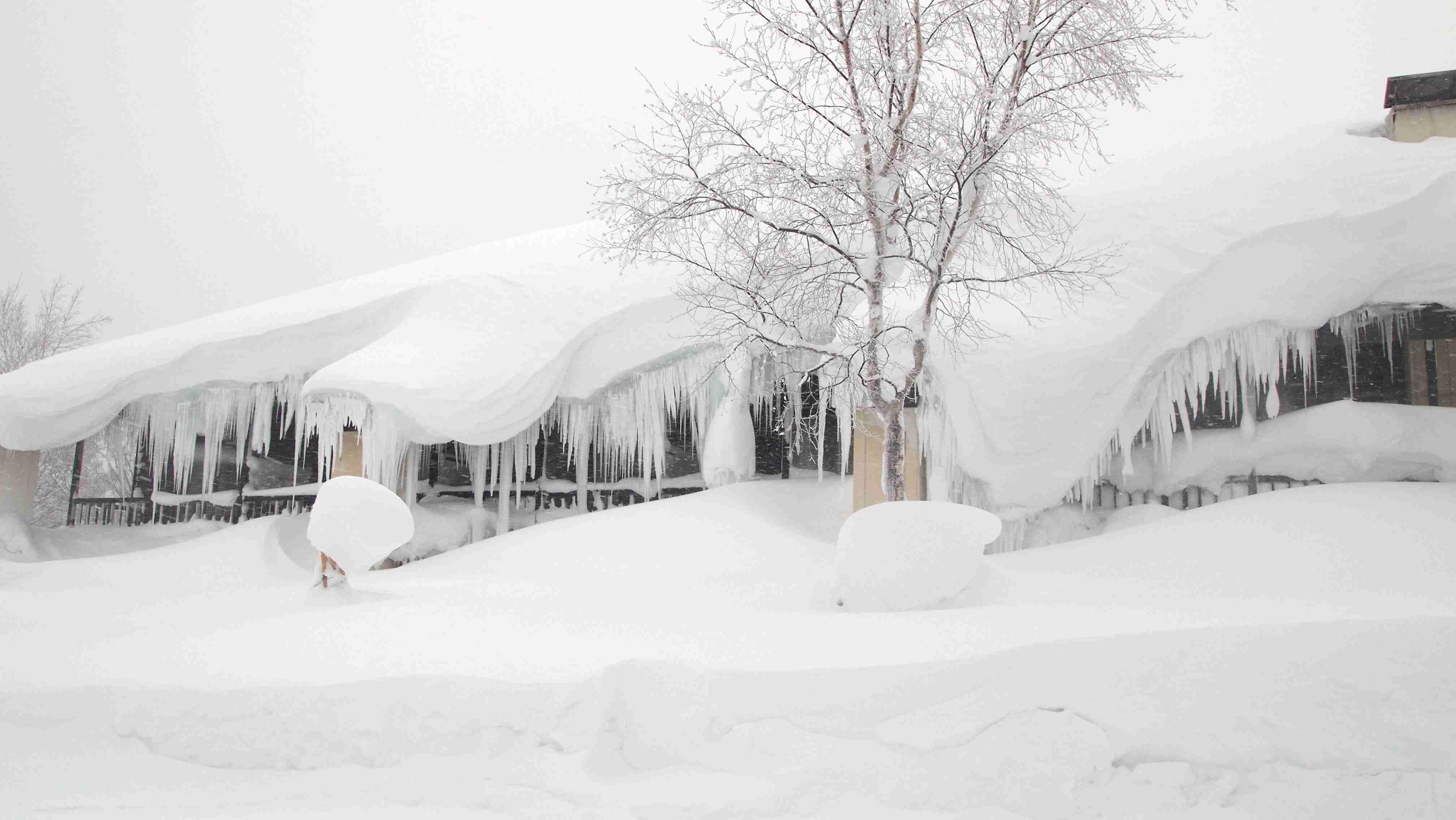 雪降る銀山温泉が言葉を失う美しさ 「大正浪漫の風情溢れる温泉郷」を捉えた写真に「行ってみたい」の声