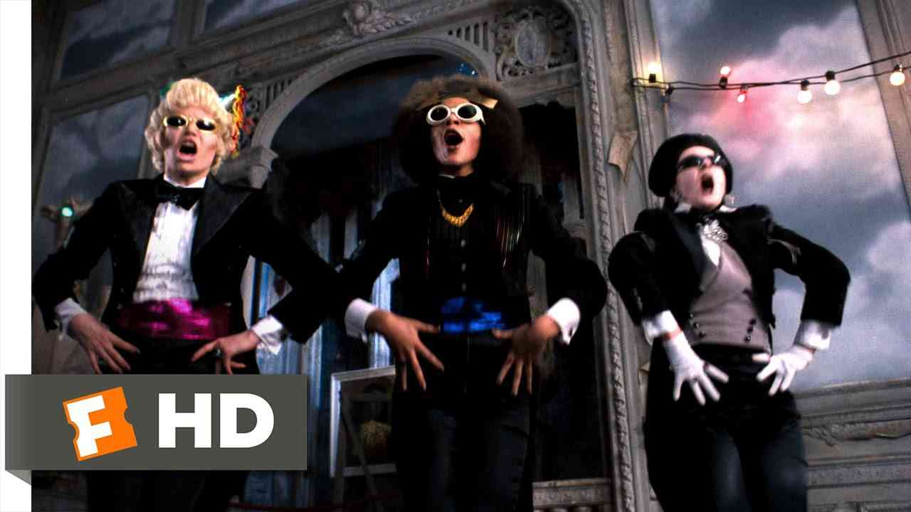 The Rocky Horror Picture Show (2/5) Movie CLIP - The Time Warp (1975) HD - YouTube