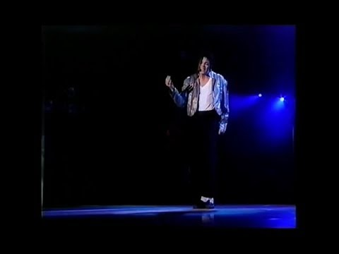 Michael Jackson Heal The World Bucharest Dangerous World Tour 1992 - YouTube
