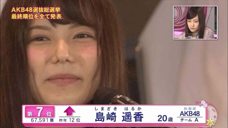 島崎遥香(ぱるる)ってかわいい? それとも美人? 全年代共通の意見は…