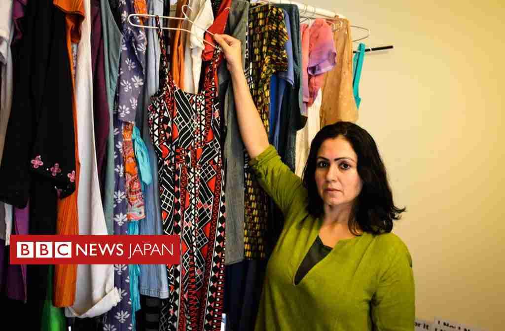 どんな服を着ていたの……性的暴行の被害者の服を集める - BBCニュース