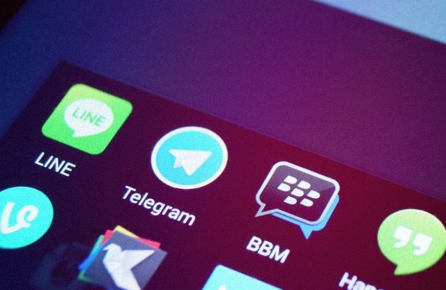 Blackberry Messenger, Imo, LINE and VChat were banned in Russia | Real Russia Today