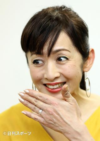 「プレッシャーかけた(笑)」/斉藤由貴一問一答2 (日刊スポーツ) - Yahoo!ニュース